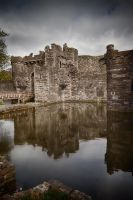 Beaumaris castle by CharmingPhotography