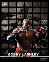 Bobby Lashley Cover 4 by qtopia