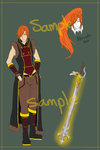 RPG Adopt Auction- Open by RoseDragonfire
