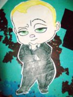 Boss Baby by girsgirly