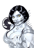Mileena MKX by Th3DarkKn1ght