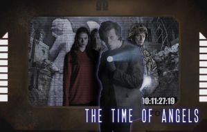 The Time Of Angels WP1 by BrotherTutBar