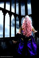 Luka Megurine, Sandplay - Looking for the Dragon by FruityRumpus413