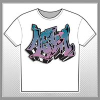 ASEM T-Shirt by JUNAIDI
