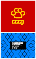 CCCP logo by russoturisto