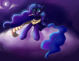 Luna Again by katurkeyg