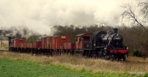 BR on freight by stevepoxon