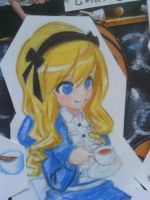 Alice in our Graduation Year Book 06 by ErMaoWu