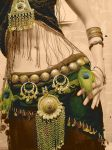 Tribal Fusion Bellydance by mindywheeler