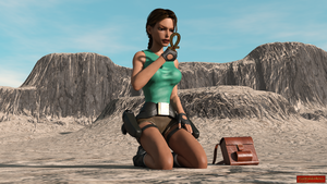 Classic Raider 78 by tombraider4ever