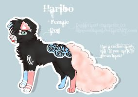 Haribos new refsheet/design by meokami