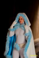 Snowbunny Padme by Darth-Sunshine