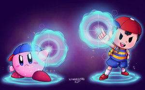 [GAMING/FANART]: Learn from the Best by WingedPPG