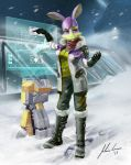 Lucy Hare the Astrophysicist by JECBrush