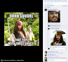 Oh My Facebook... by Rayne-Ray