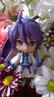 Beautiful Flowers With Gakupo Nendoroid (1) by ng9