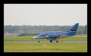 Spotting BAe Jetstream 32 by MarcinG1