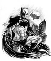 Commission BATMAN by JoePrado2010