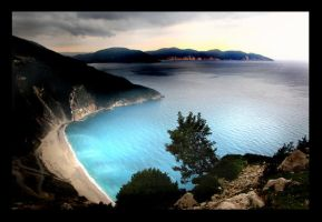 kefalonia greece... by nicomark