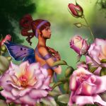 Stop and Smell the Roses by Trish2