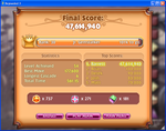 Bejeweled 3 Classic 47 Million by LemGambino