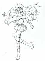 Vocaloid Lily by Purpl3Surreal