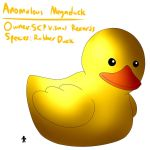 Anomalous Megaduck (Redacted) by TipsyRa1d3n