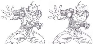 Piccolo Attack by DBZ2010