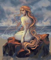 Aphrodite by duhi