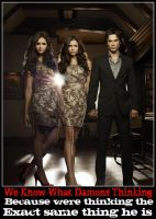 The Vampire Diaries Threesome by Melciah1791