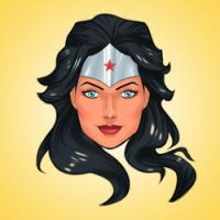 Good Head: Wonder Woman by micQuestion