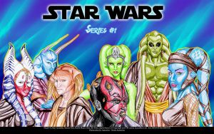 Star Wars - series No1 by N-o-X-i-S18