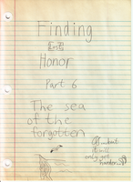 Finding Lost Honor part 6 OCW by Tatta-Kasame