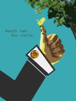 Death Cab For Cutie by cheektocheek