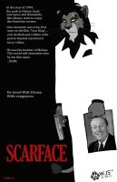 Scarface by wolfjedisamuel