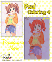 PSD coloring by Himeka25