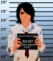 WANTED - Dimitri by xsafety-pinnedx