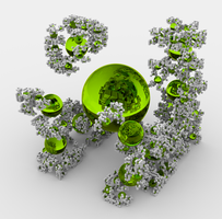 Open Menger -4 iterations- by Theli-at