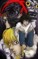 deathnote by altonova