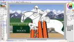 RPS Royal Show Jumping Entry WIP 3 by horsy1050