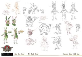 Riverking Casino Rough Concepts by Eyecager