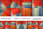 Checkered texture pack by TheHopeMaker