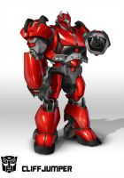 Cliffjumper by Desoluz