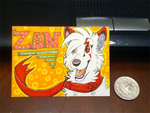 ACEO commission example by RupeeCat