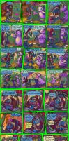bimshwellian comicoid pages 19, old 20 and old 21 by Queg