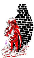Tyrion Lannister by JoanGuardiet
