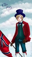 APH Norway's national day by MaryIL