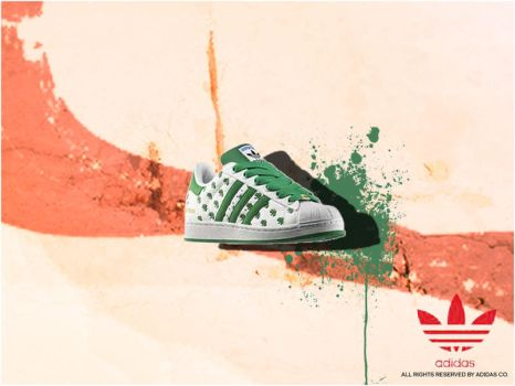 Adidas - Revised by Dlix
