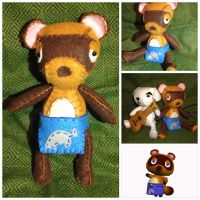 Tom Nook by HumingBean