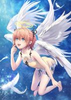 angel by eat01234